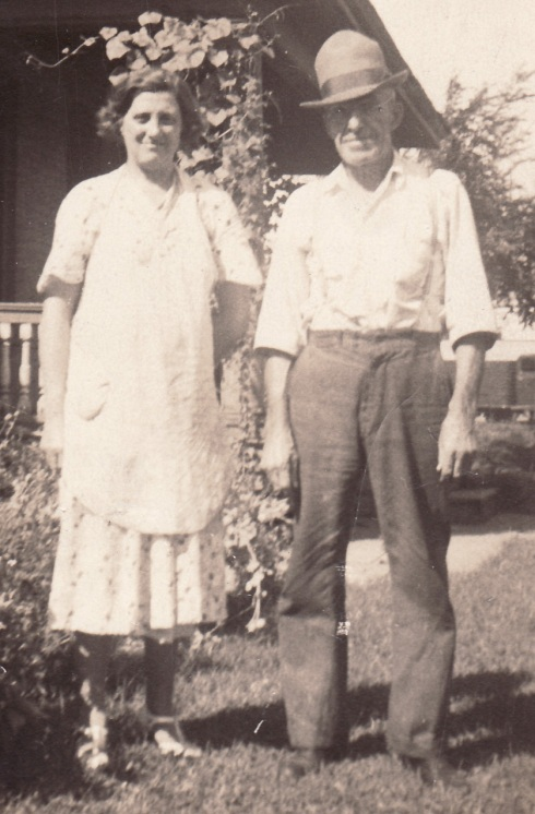 My great grandparents, Ernest and Susan (Stanwood) Simpson
