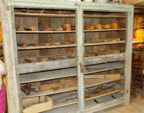 Pie Safe from Bradstreet Farm