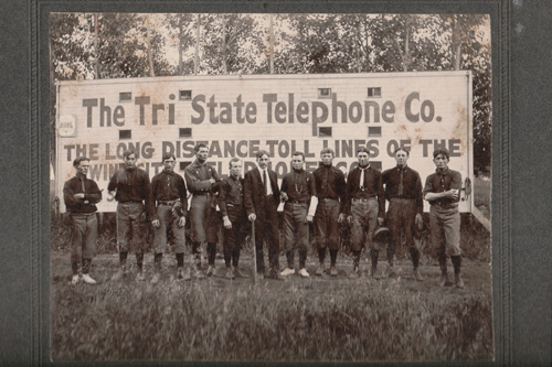 Melvin S. Stanwood and the Tri State Telephone Company
