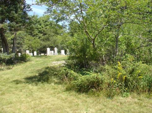 Salisbury Cove Cemetery, Bar Harbor, Maine
