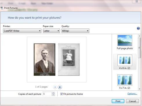 Cute PDF Screen