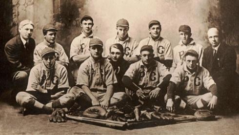 Parker College Baseball Team
