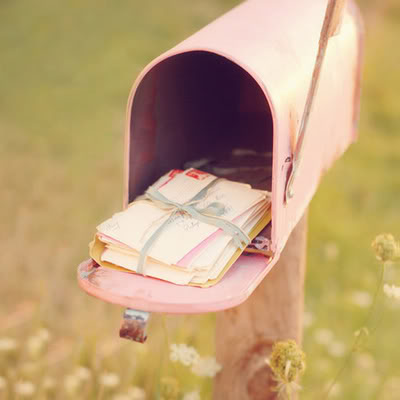 The love of the mailbox