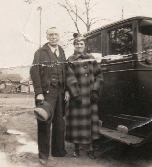 Ernest and Susie (Stanwood) Simpson
