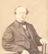 Bishop Davis Wasgatt Clark, abolitionist and first president of the Freedman's Aid Society