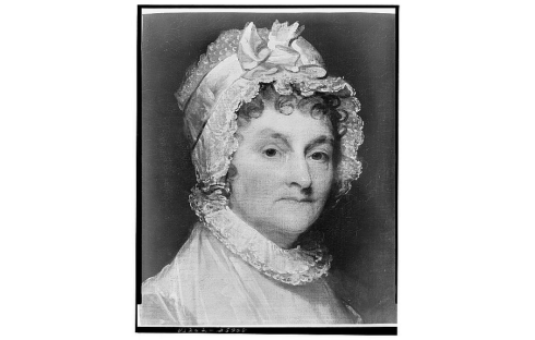 Abigail Adams promoted women's equality in marriage
