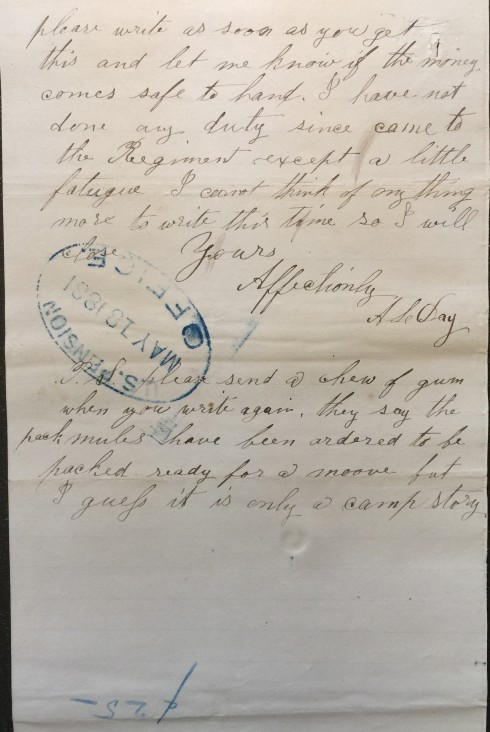 March 12th, 1865 - Page 2