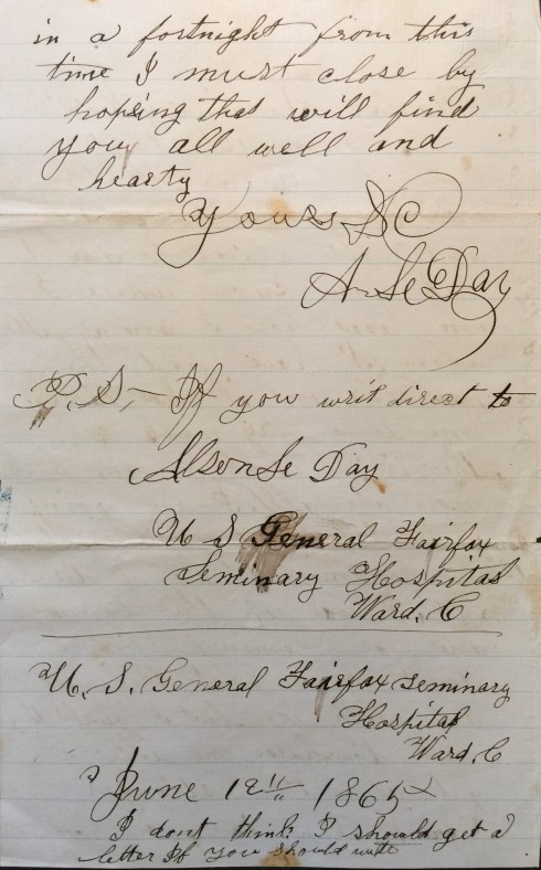 June 10th 1865 - Page 2