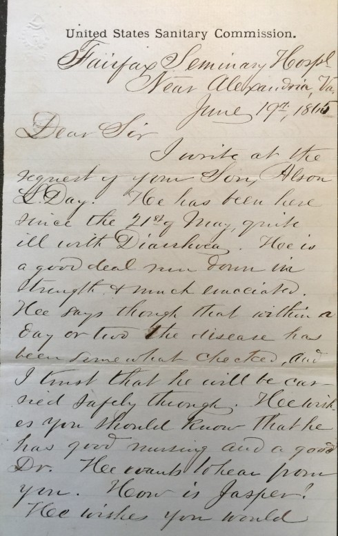 June 19th, 1865 - Page 1